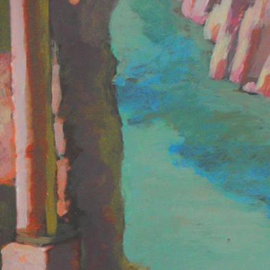 , peinture,peinture murale, mural, décors,décor, décoration murale ...