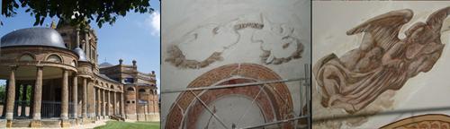 Peinture-Murale-Décoration murale-Fresque-Art mural-Paris