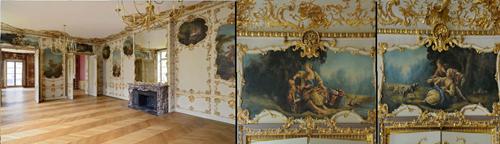 Peinture murale d coration murale fresque art mural paris for Les differents types de peintures murales